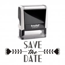 Save the Date - Printy 4912
