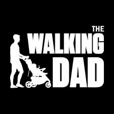 Maglietta The Walking Dad